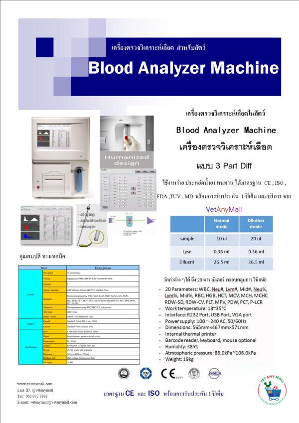 Blood Analyzer